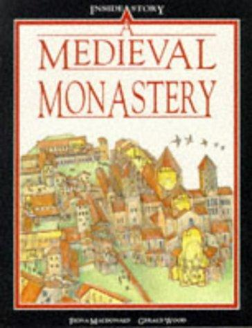 A Medieval Monastery (Information Books - History - Inside Story) by Fiona MacDonald