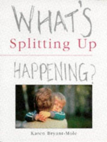 Splitting Up (What's Happening?) by John Hall