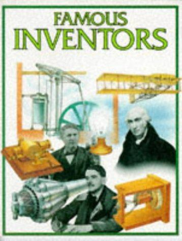 Famous Inventors (Famous People) by Douglas McTavish