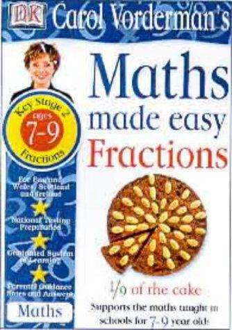Maths Made Easy (Carol Vorderman's Maths Made Easy)