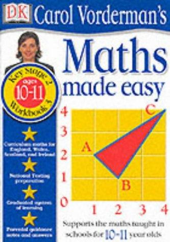 Maths Made Easy (Carol Vorderman's Maths Made Easy) by Carol Vorderman