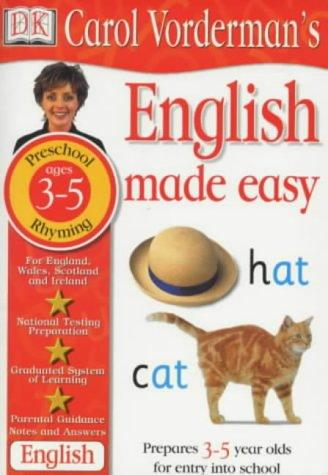 English Made Easy (Carol Vorderman's Maths Made Easy)