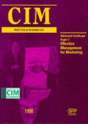 CIM Practice and Revision Kit