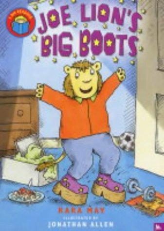 Joe Lion's Big Boots (I Am Reading)