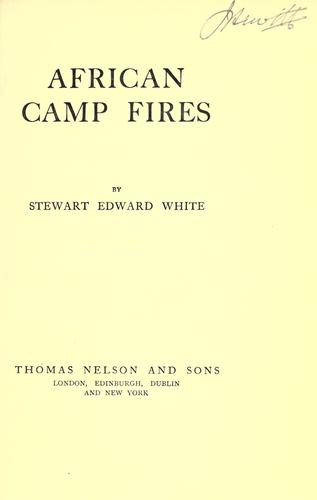 African camp fires