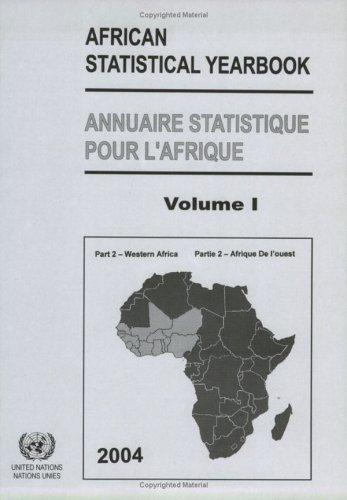 African Statistical Yearbook