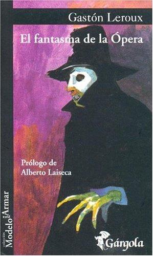 Libro de segunda mano: El Fantasma de La Opera
